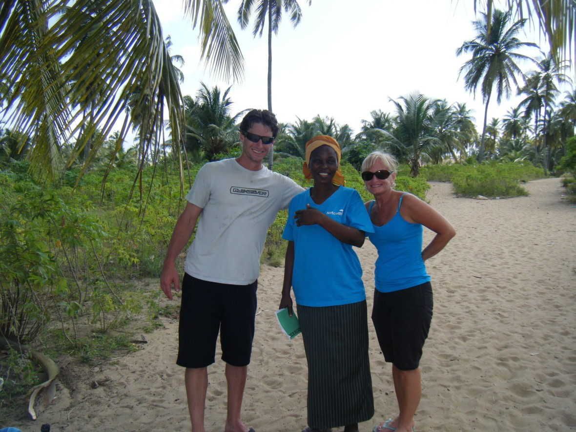 Antonio, Lady Salami & Teresa